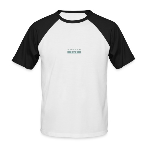Twenty Two - Men's Baseball T-Shirt