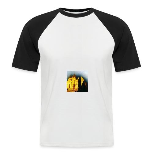 Pegasus - Kortærmet herre-baseballshirt