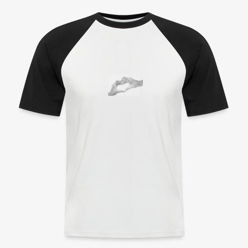 body bébé - T-shirt baseball manches courtes Homme