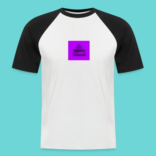 2018 logo - Men's Baseball T-Shirt