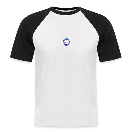 J h - Camiseta béisbol manga corta hombre