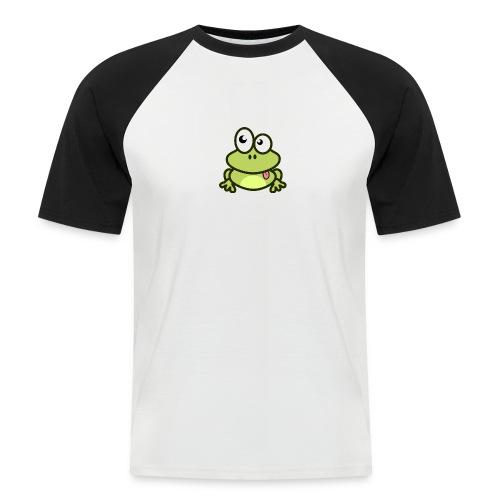 Frog Tshirt - Men's Baseball T-Shirt