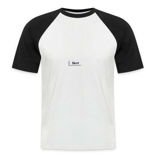 Skrrt - Männer Baseball-T-Shirt