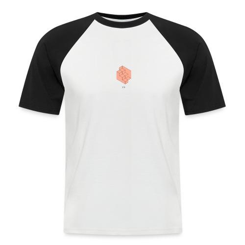 YourFavouritess - Mannen baseballshirt korte mouw