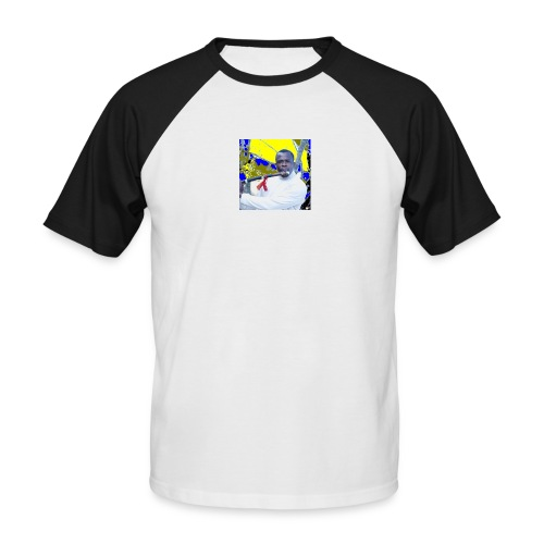 Shaka saxo - T-shirt baseball manches courtes Homme