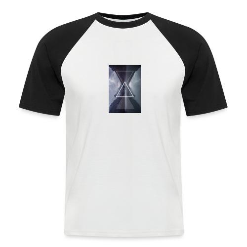 SHAPE - Koszulka bejsbolowa męska