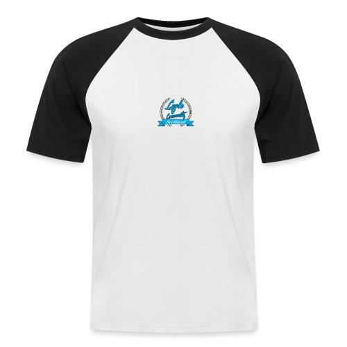cycle community scotland blue logo tee - Men's Baseball T-Shirt