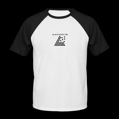 Black Mountain - T-shirt baseball manches courtes Homme