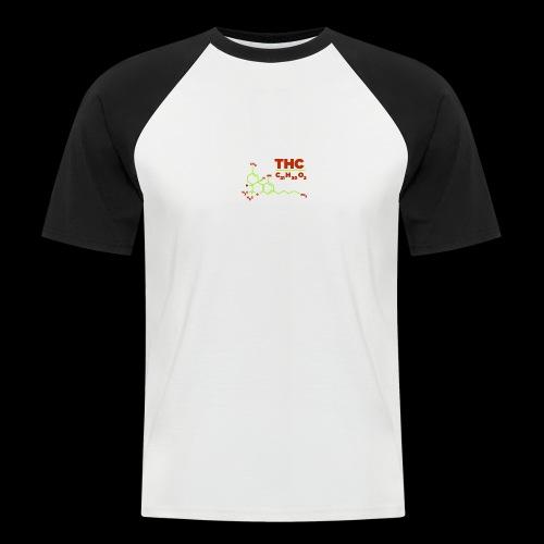 THC-Chemical - Männer Baseball-T-Shirt