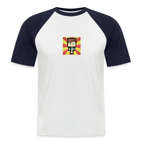 m crafter - Kortærmet herre-baseballshirt