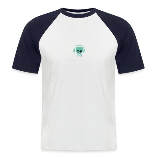 Gamer Design - Kortærmet herre-baseballshirt