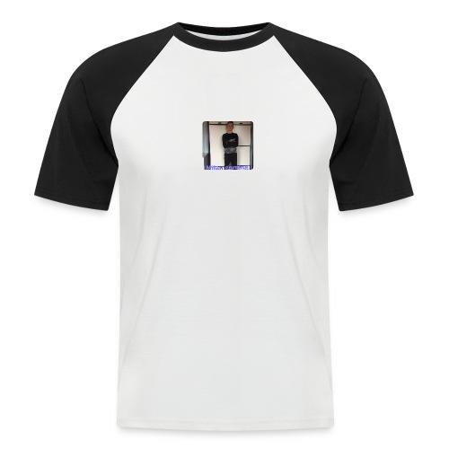 milan gaming - Mannen baseballshirt korte mouw