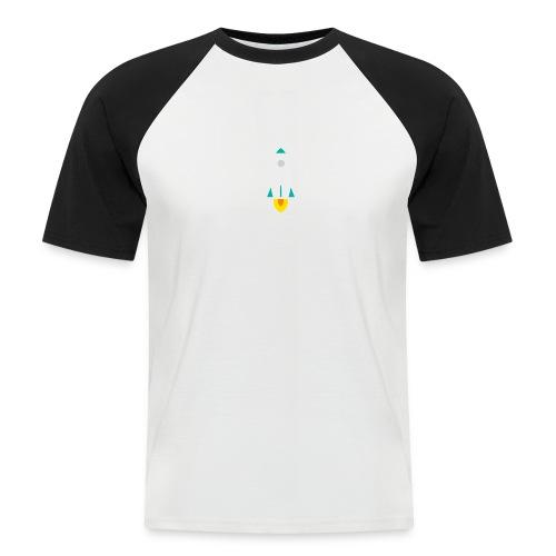 rocket - Camiseta béisbol manga corta hombre