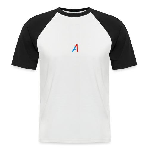 A1 Merch - Männer Baseball-T-Shirt