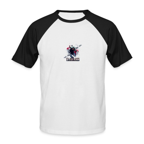Pngtree music 1827563 - T-shirt baseball manches courtes Homme