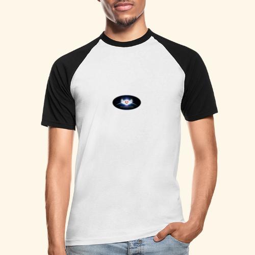 AMH Symbol - Männer Baseball-T-Shirt