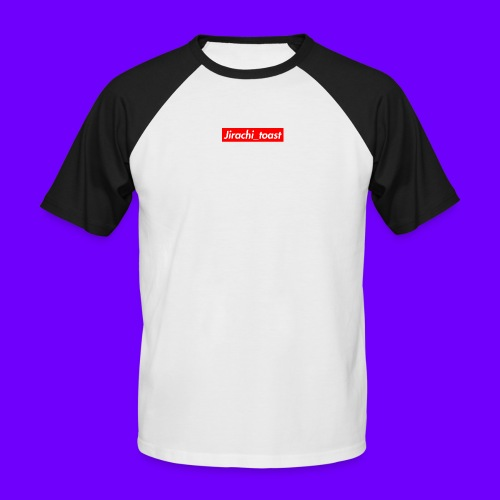 jirachi_supremest - Men's Baseball T-Shirt