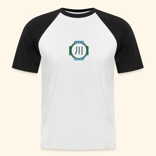 RIVER - T-shirt baseball manches courtes Homme