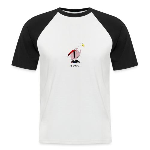 duck 31 - T-shirt baseball manches courtes Homme