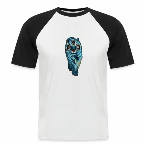 Tigre Caminando MEDIANO - Camiseta béisbol manga corta hombre