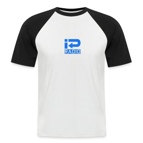 logo trans png - Mannen baseballshirt korte mouw