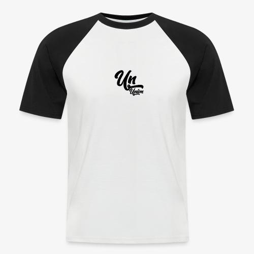 Union - T-shirt baseball manches courtes Homme