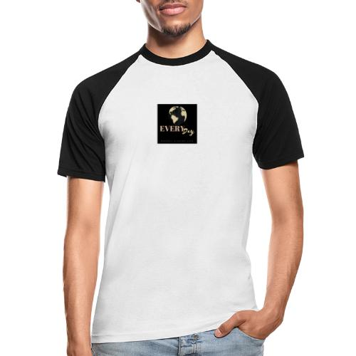 EveryDay - T-shirt baseball manches courtes Homme