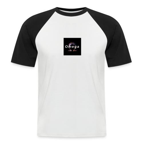 OmegaClothes - Männer Baseball-T-Shirt