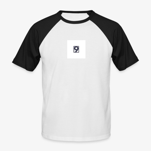 9 Clothing T SHIRT Logo - Men's Baseball T-Shirt