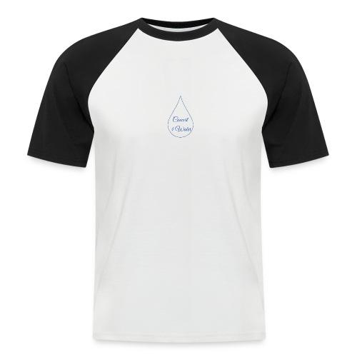 Concert 4 Water's Image Logo - Men's Baseball T-Shirt