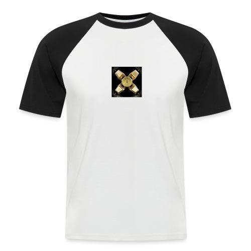 Spinneri paita - Miesten lyhythihainen baseballpaita