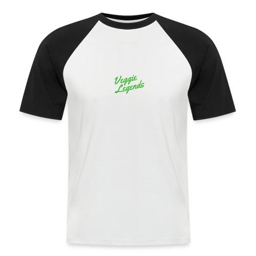 Veggie Legends - Men's Baseball T-Shirt