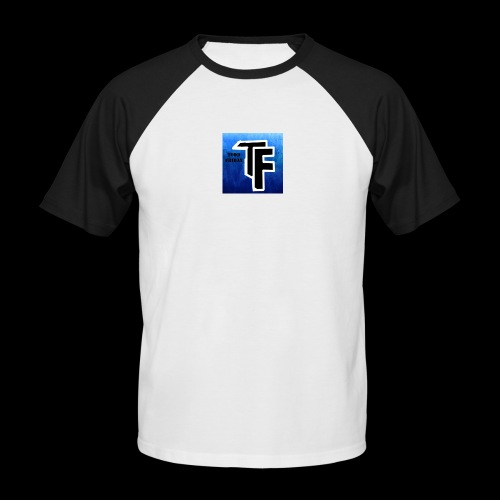 todd friday logo - Men's Baseball T-Shirt
