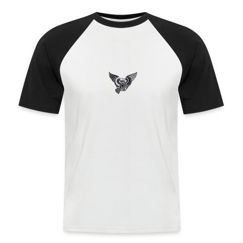07060 Modern Tribal Tattoo Designs 3 - Kortärmad basebolltröja herr