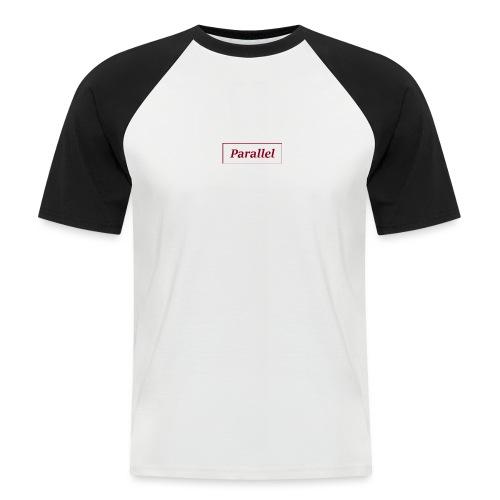 Parallel - Men's Baseball T-Shirt