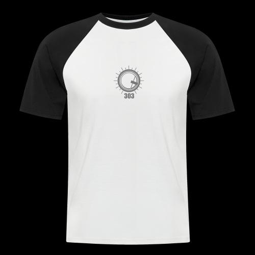 Push the 303 - Men's Baseball T-Shirt