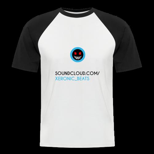 XERONIC LOGO - Men's Baseball T-Shirt