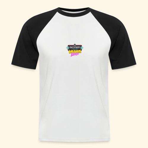 Miami Beach - Men's Baseball T-Shirt