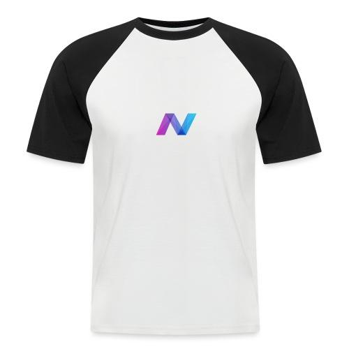 Navcoin (NAV) - Männer Baseball-T-Shirt