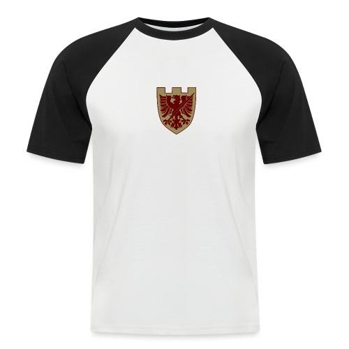 tremoniawappen6 - Männer Baseball-T-Shirt