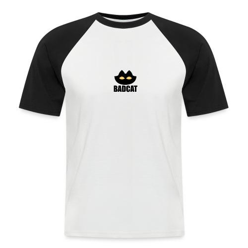 BADCAT - Mannen baseballshirt korte mouw