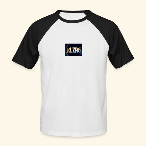 received 2208444939380638 - T-shirt baseball manches courtes Homme