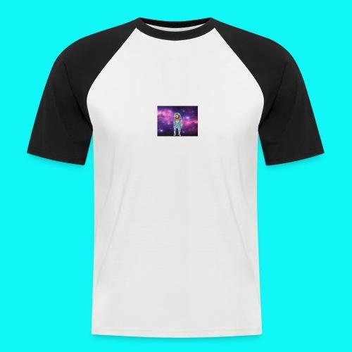 sloth - Men's Baseball T-Shirt