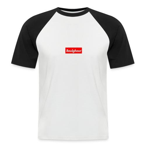 Boulghour sheitan - T-shirt baseball manches courtes Homme