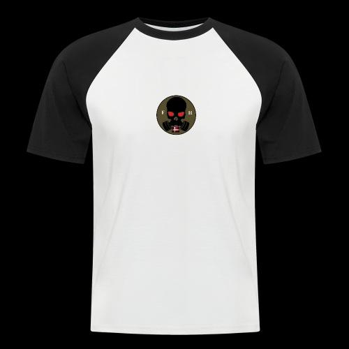 EDD - Kortærmet herre-baseballshirt
