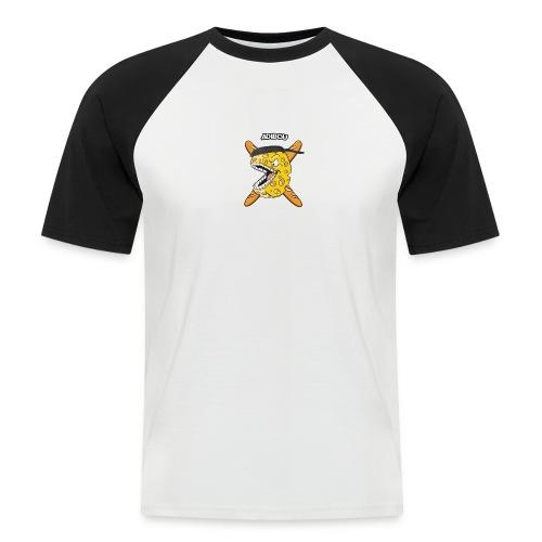 LogoAdibou - T-shirt baseball manches courtes Homme