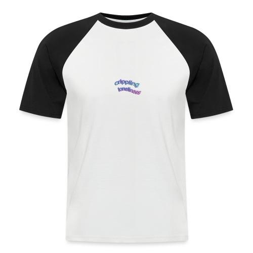 Crippling Loneliness - Camiseta béisbol manga corta hombre