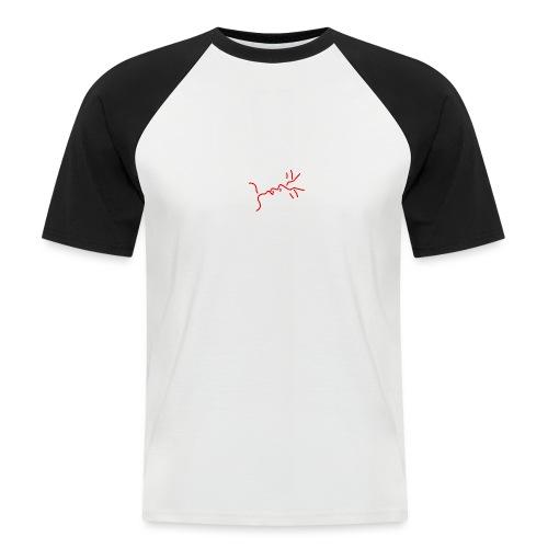 Hurry Slowly - Men's Baseball T-Shirt