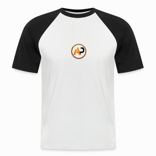 aaronPlazz design - Men's Baseball T-Shirt