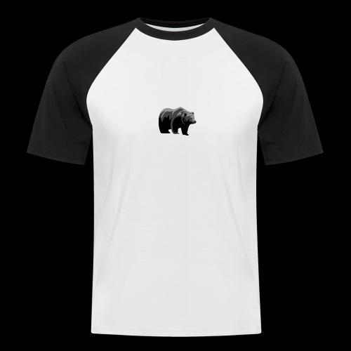 #bärik - Männer Baseball-T-Shirt